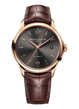 Baume & Mercier Clifton Rose Gold M0A10059