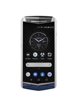 VERTU Aster P Baroque Titanium Navy Blue Alligator 1MF75BT9CN1B00/VTF759H9CN1CC0-27