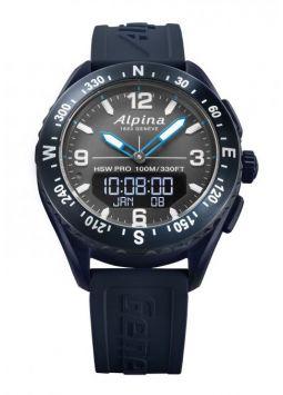 Alpina Alpinerx Limited Edition La Grande Odyssée Grey / Blue AL-283LGN5NAQ6