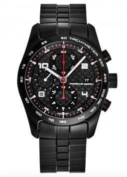 Porsche Design Chronotimer Series 1 All Black Carbon 6010.1.04.005.01.2