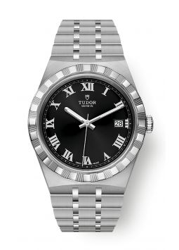 Tudor Royal Steel Roman 38 mm M28500-0003