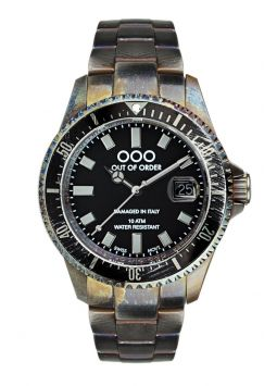 Out Of Order Casanova Black OOO.001.18.NE.GR