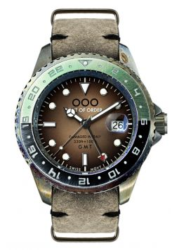 Out Of Order Swiss GMT Dubai OOO.001.19.DU