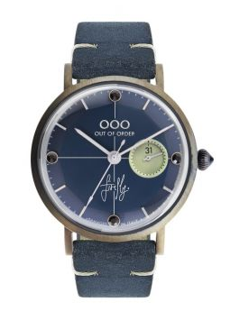 Out Of Order Firefly 36 Blue OOO.001.07.BL