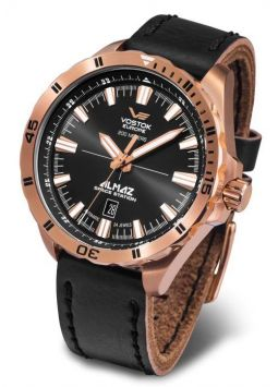 Vostok Europe Almaz Space Station Steel NH35/320B259