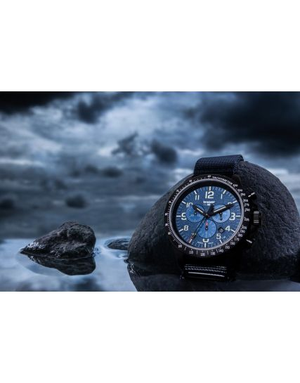 Traser P67 Officer Pro Chronograph Blue 109462