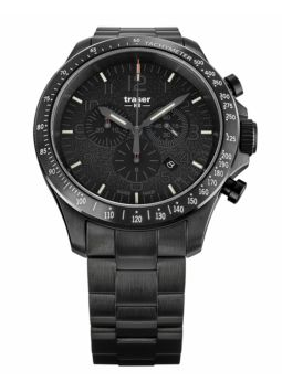 Traser P67 Officer Pro Chronograph Black 109466
