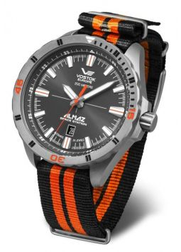 Vostok Europe Almaz Space Station Titan NH35/320H263N