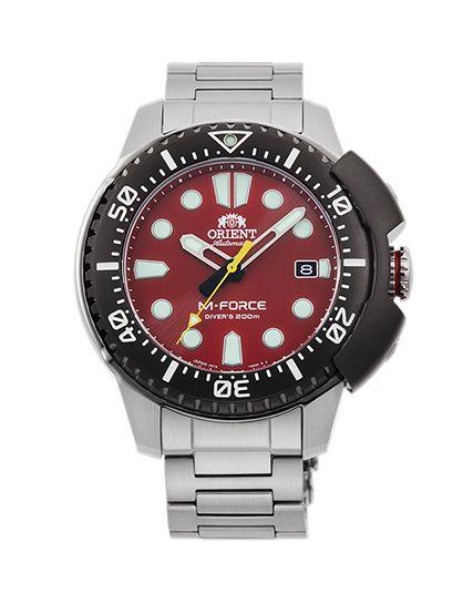 Orient M-Force Mechanical Sports Watch RA-AC0L02R00B