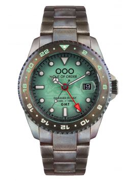 Out Of Order Swiss GMT Venezia OOO-001.19.VE