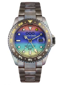 Out Of Order Swiss GMT Miami OOO-001-19.MI