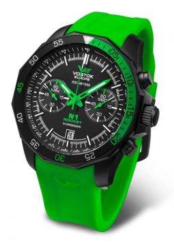 Vostok Europe N1 Rocket Chrono 6S21-2255252